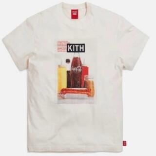 Kith × Coca-Cola Tee S 1枚(Tシャツ/カットソー(半袖/袖なし))