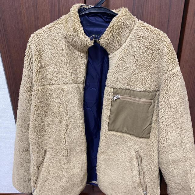 RAGEBLUE(レイジブルー)のボアジャケット メンズのジャケット/アウター(ブルゾン)の商品写真