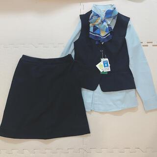 企業制服一式4点セット(衣装一式)
