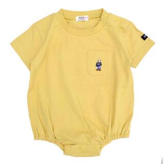 ポロラルフローレン(POLO RALPH LAUREN)のポロベア 半袖 ロンパース  Tシャツ(ロンパース)