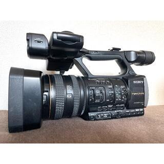 SONY - 中古 SONY NXCAM HXR-NX3 業務用ビデオカメラ