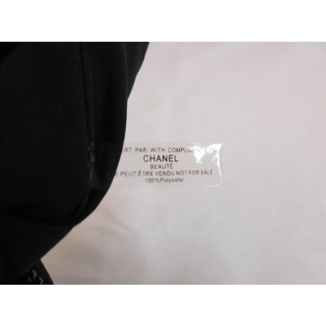 CHANEL(シャネル)の【新品未使用本物】CHANEL シャネル ポーチ 非売品 レディースのファッション小物(ポーチ)の商品写真