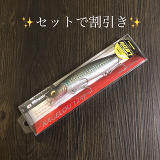 メガバス(Megabass)のメガバス カゲロウ124F(ルアー用品)