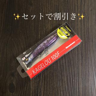 Megabass - メガバス カゲロウ100F