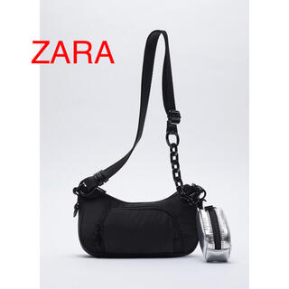 ZARA - (新品) ZARA ショルダーバッグ ZARAバッグ