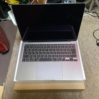 Apple - MacBook Air m1 2020年モデル スペースグレー
