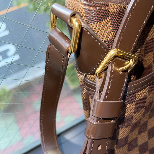 LOUIS VUITTON(ルイヴィトン)のルイヴィトン ダミエ ショルダーバック 美品‼️ レディースのバッグ(ショルダーバッグ)の商品写真