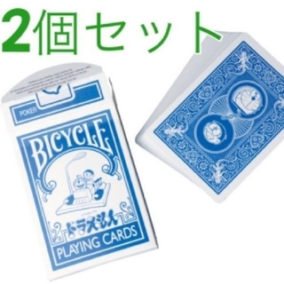 メディコムトイ(MEDICOM TOY)のBICYCLE PLAYING CARDS ドラえもん(トランプ/UNO)