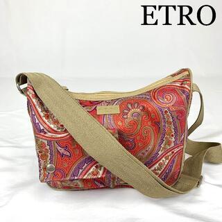 エトロ(ETRO)のETRO  ペイズリー レトロ ショルダーバッグ(ショルダーバッグ)