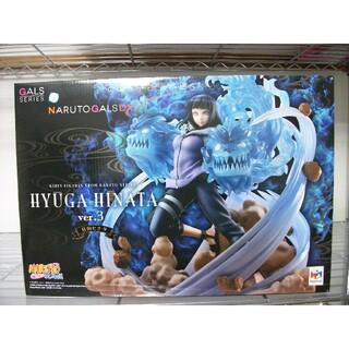 メガハウス(MegaHouse)のNARUTOギャルズDX NARUTO-ナルト- 疾風伝 日向ヒナタ Ver.3(アニメ/ゲーム)