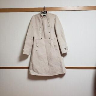 ドゥーズィエムクラス(DEUXIEME CLASSE)のdeuxieme classe アンゴラ コート ジャケット(ロングコート)