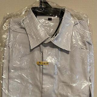 ムジルシリョウヒン(MUJI (無印良品))の無印 シャツ 青チェック(シャツ)