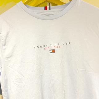 TOMMY HILFIGER - 「オンライン限定」【TOMMY HILFIGER】 (US)半袖Tシャツ