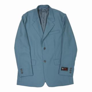 Maison Martin Margiela - DAIRIKU Wool Tailored Jacket(ティールブルー)