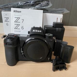 Nikon - Nikon ニコン Z6 ボディ フルサイズ ミラーレス 本日発送可!