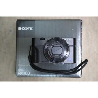 SONY - SONY ソニー DSC-RX100 Cyber-shot デジタルカメラ
