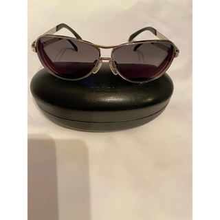 プラダ(PRADA)のプラダ メンズ サングラス 度入り 新品未使用品(サングラス/メガネ)