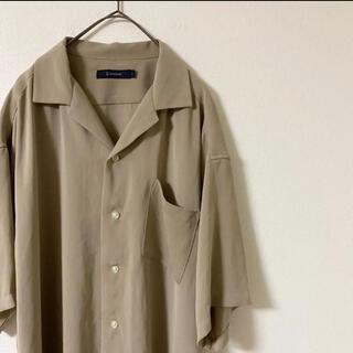 RAGEBLUE - レイジブルー オープンカラーシャツ ポリシャツ