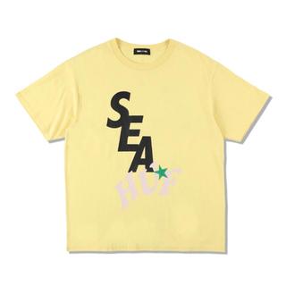 SEA - WIND AND SEA タイダイ Tシャツ XL