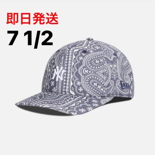 NEW ERA - KITH × new era Bandana Paisley Hat