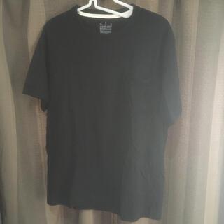 ムジルシリョウヒン(MUJI (無印良品))の無印良品 Tシャツ 黒(Tシャツ/カットソー(半袖/袖なし))