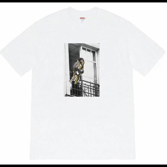 Supreme(シュプリーム)のサイズL Supreme ANTIHERO Balcony Tee  WHITE メンズのトップス(Tシャツ/カットソー(半袖/袖なし))の商品写真