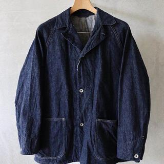 COMOLI - COMOLI  デニムワークジャケット