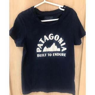 パタゴニア(patagonia)のパタゴニア キッズ Tシャツ XS 5〜6歳用(Tシャツ/カットソー)