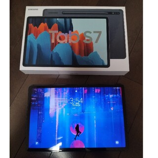 SAMSUNG - Samsung Galaxy Tab S7 ほぼ未使用