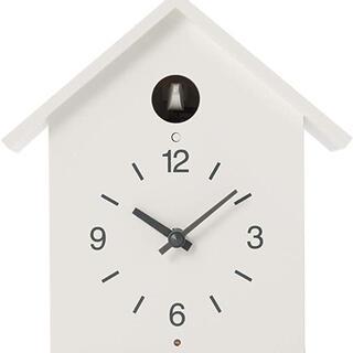 ムジルシリョウヒン(MUJI (無印良品))の無印 鳩時計(大)(掛時計/柱時計)