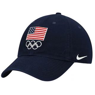 NIKE - 【希少】NIKE ナイキ アメリカ USA オリンピック キャップ 帽子