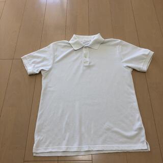 ジーユー(GU)のGU ポロシャツ メンズ サイズM(ポロシャツ)