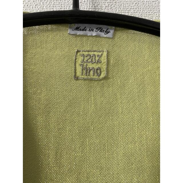 Ron Herman(ロンハーマン)の🙇♀️サムエディ様ご専用になりました🙇♀️120%linoパフスリーブ レディースのワンピース(ひざ丈ワンピース)の商品写真