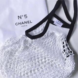 CHANEL - シャネルファクトリー5ノベルティ限定品ネットバッグ