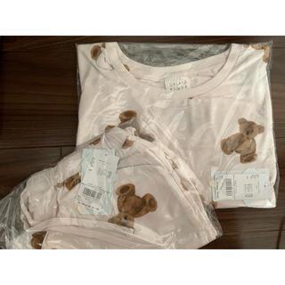 gelato pique - 【新品未開封】ジェラートピケ  ベアモチーフ抗菌防臭Tシャツ、ショートパンツ