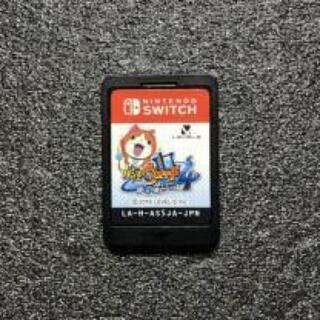 ニンテンドースイッチ(Nintendo Switch)の妖怪ウォッチ4 ぼくらは同じ空を見上げている ソフトのみ(携帯用ゲームソフト)