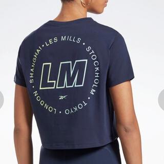 リーボック(Reebok)のレズミルズクロップドTシャツ(その他)