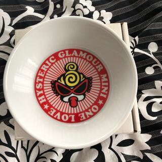 HYSTERIC MINI - ヒスミニ⭐️ノベルティ⭐️皿