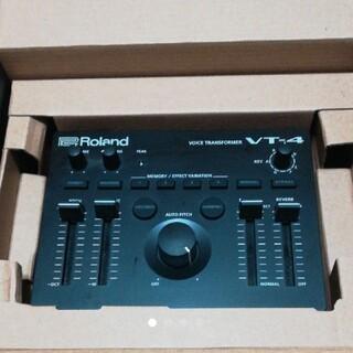 ローランド(Roland)のVT-4 VOICE TRANSFORMER(エフェクター)