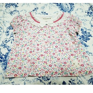 クーラクール(coeur a coeur)のクーラクール Tシャツ 90 女の子 保育園(Tシャツ/カットソー)