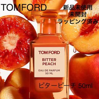 TOM FORD - 新品未使用 未開封 トムフォード ビターピーチ 50ml