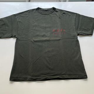カニエ ウエスト Tシャツ(Tシャツ/カットソー(半袖/袖なし))