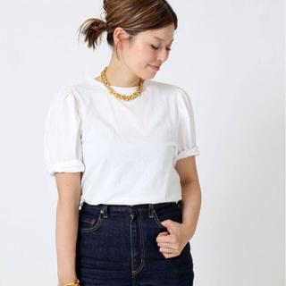 DEUXIEME CLASSE - 美品 Deuxieme Classe 【CELERI/セルリ】PUFF Tシャツ