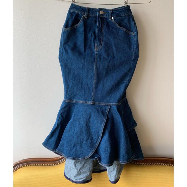 eimy istoire(エイミーイストワール)のhina様エイミー ♡ マーメイドスカート レディースのスカート(ロングスカート)の商品写真