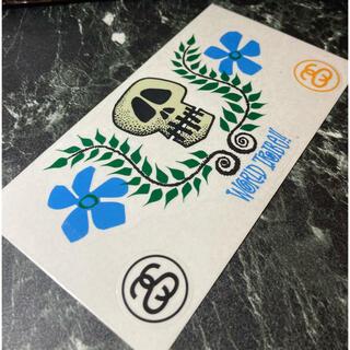 STUSSY - stussy Sticker set ⬜︎ #sts8