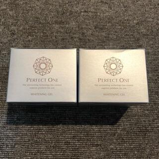 PERFECT ONE - パーフェクトワン 薬用ホワイトニングジェル  75g × 2個