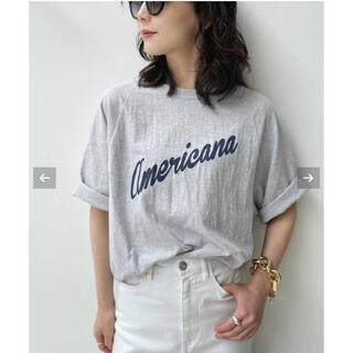 L'Appartement DEUXIEME CLASSE - 新品 Americana Tシャツ アパルトモン ドゥーズィエムクラス