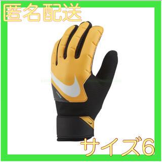 NIKE - ナイキ NIKE サッカー キーパー グローブ ジュニア6号