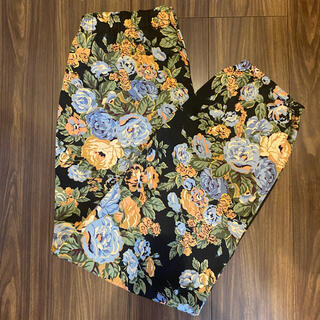 Supreme - 【S】Supreme flower pant フラワー パンツ 14fw 極美品