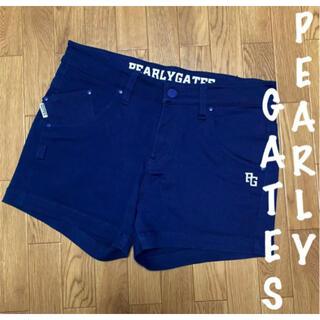 パーリーゲイツ(PEARLY GATES)のパーリーゲイツ ハイパワーストレッチ ショートパンツ レディース(ウエア)
